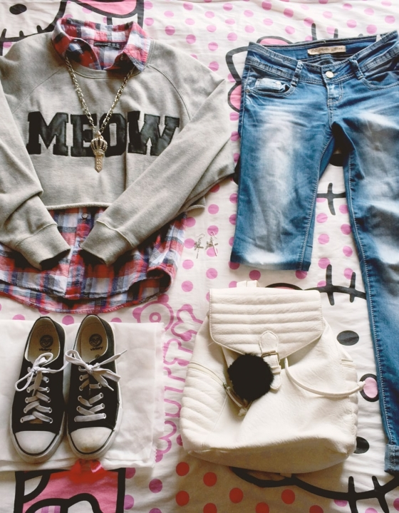 One Item Five Ways: Tartan/Plaid Shirt