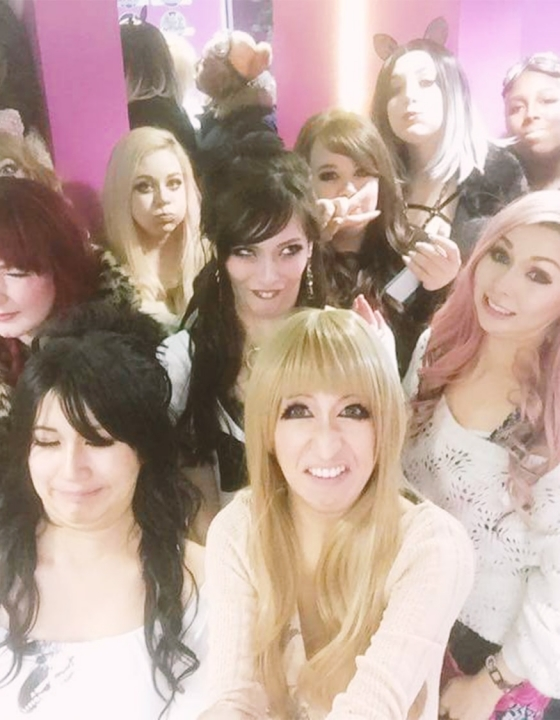 New Year's UK Gal Meet 2016!