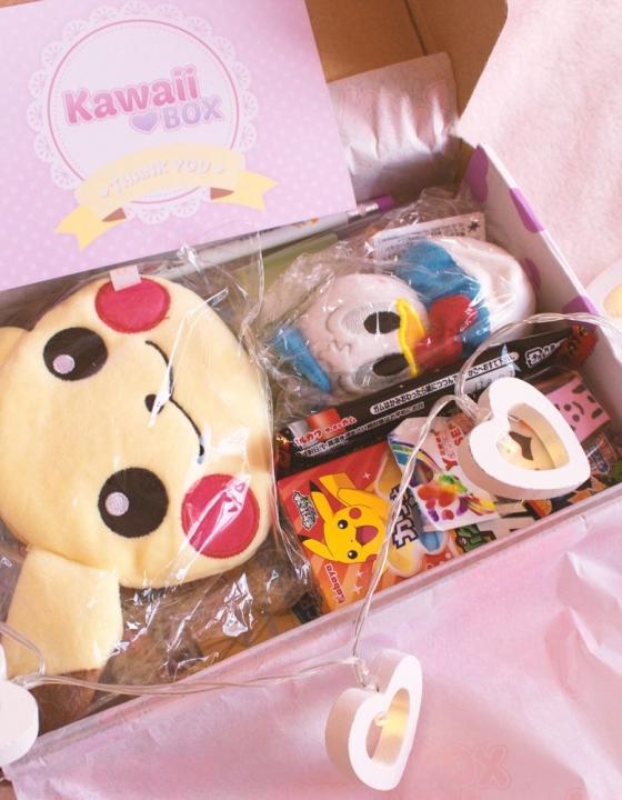 Kawaii Box Review and Giveaway!