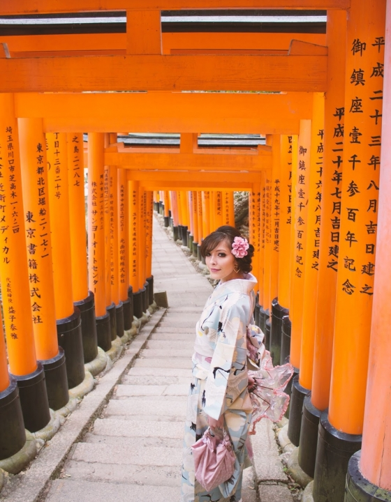 Roaming the Fushimi Inari-Taisha