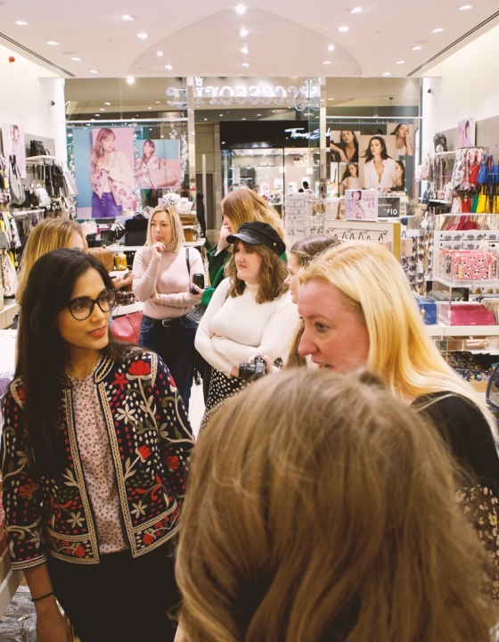 What I've Learnt from My First Blogger Event