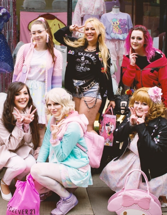 What I Love About the Gaijin Gyaru + Jfashion Community