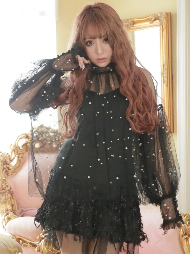 Riina Couture black dress