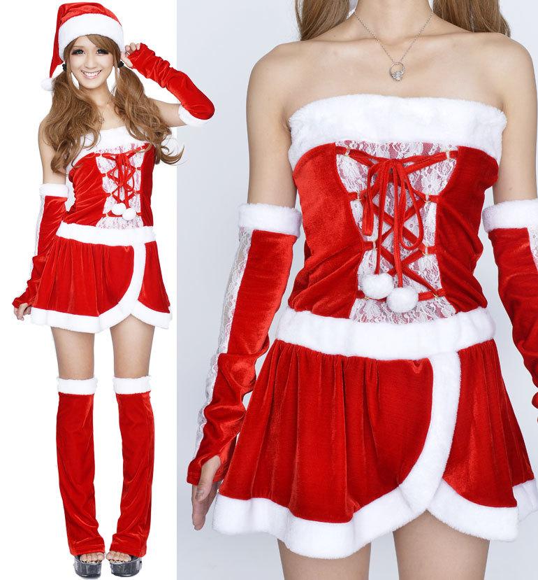 gyaru christmas outfit