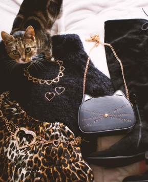 One Item Five Ways: Leopard Print Skirt