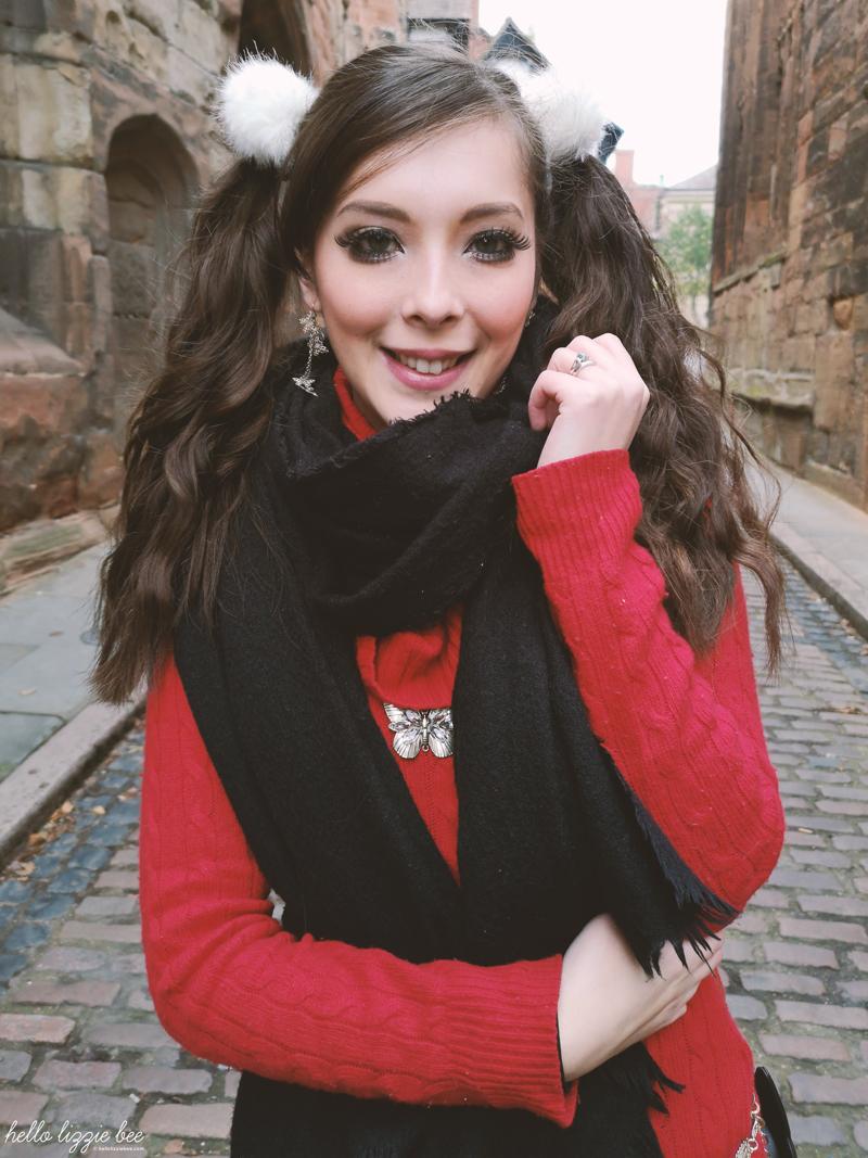 gyaru blogger lizzie bee