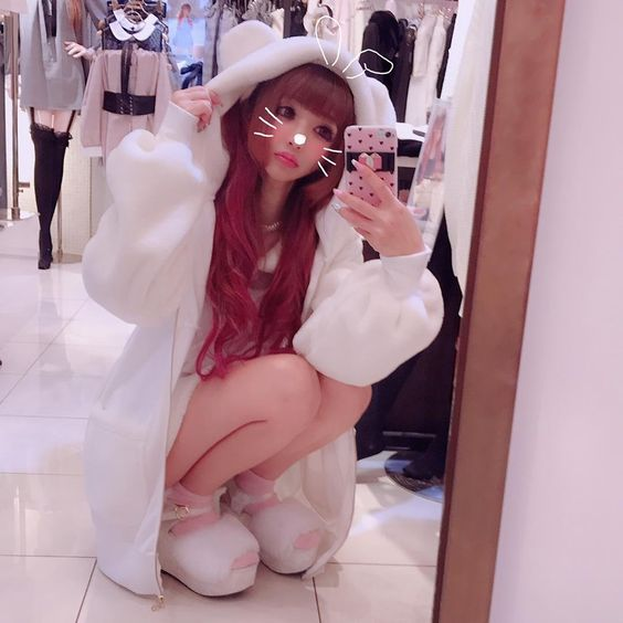 ma*rs winter hoodie