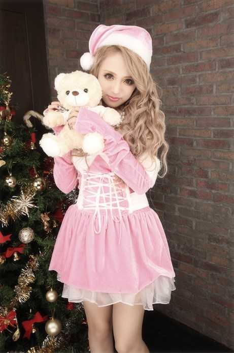 sakurina_pink christmas