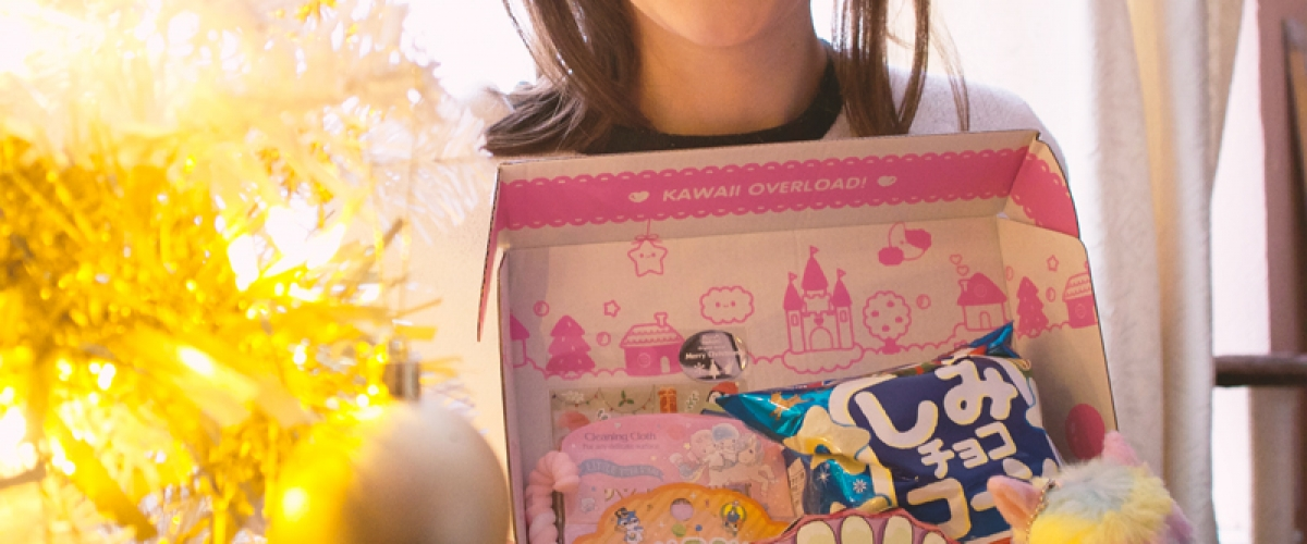 A Kawaii Christmas Celebration with Kawaii Box (+ Giveaway!)