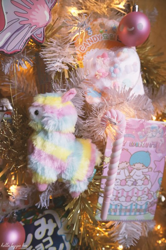 Kawaii Christmas tree