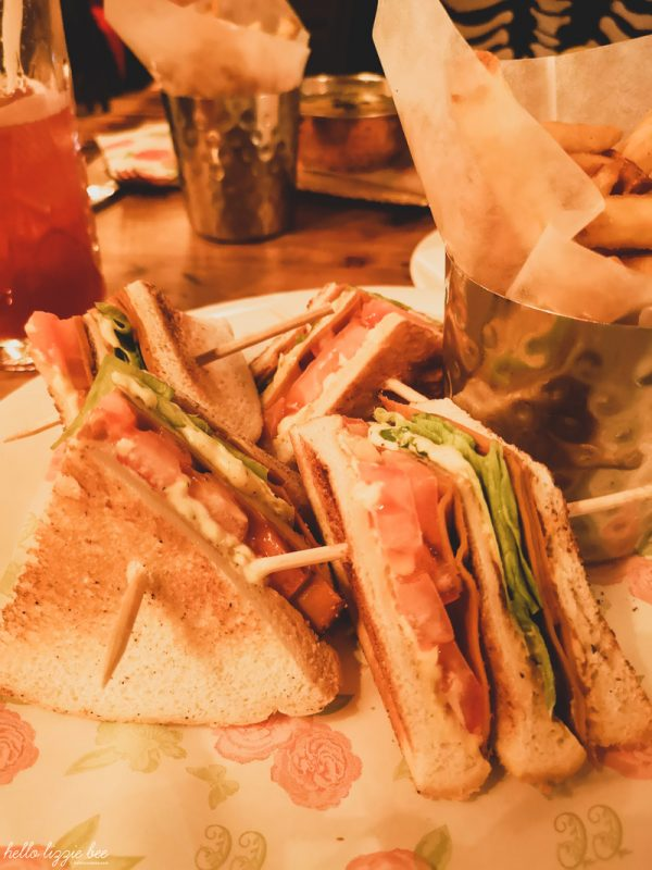 Cosy Club Vegan BLT