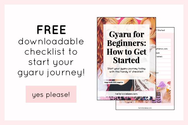 gaijin gyaru, gyaru beginner