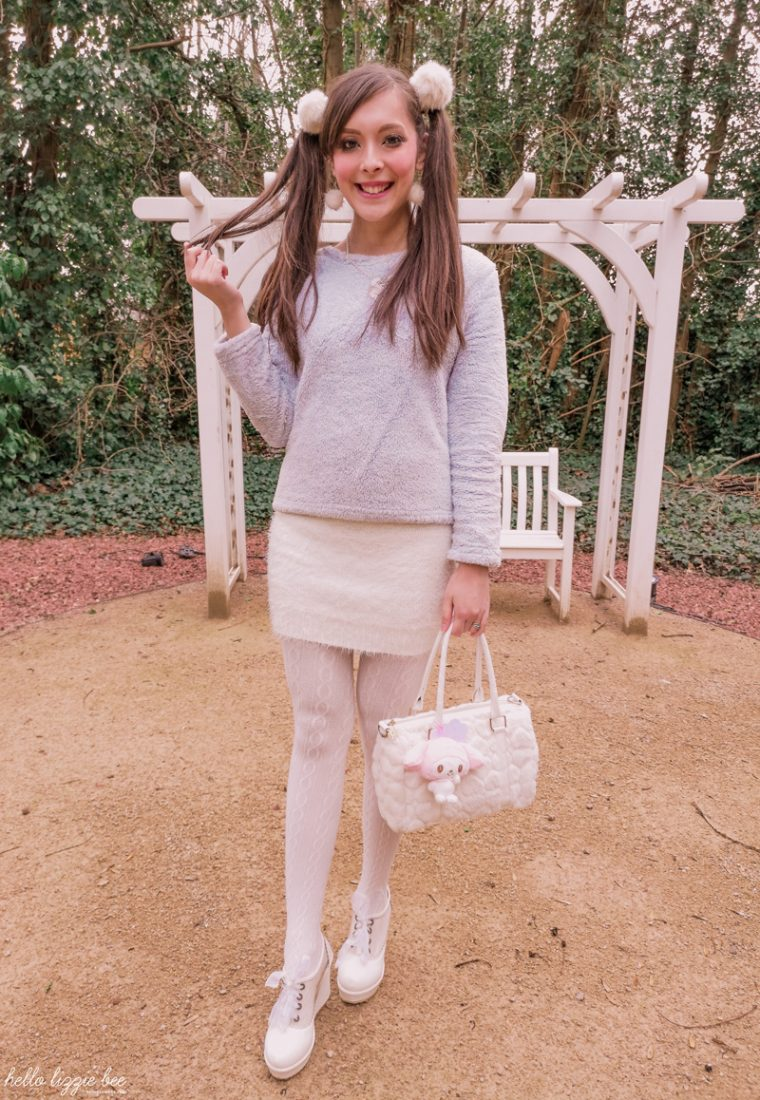 Kawaii fashion blogger Lizzie Bee