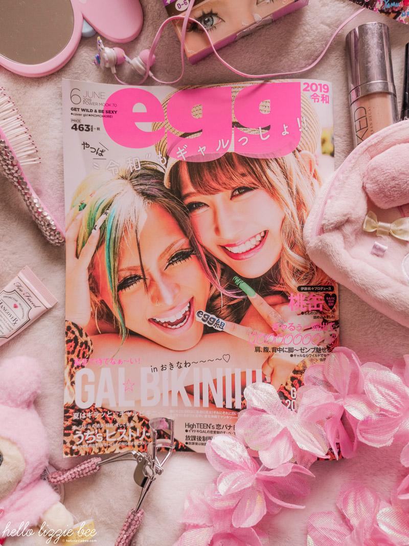 EGG magazine June edition via hellolizziebee