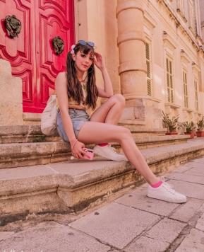Gyaru Outfit Diaries: Malta, Baby!